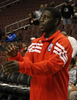 Philadelphia 76ers point guard Jrue Holiday is was named to his first All-Star team last week. Photo by: Philadelphia 76ers / Flickr