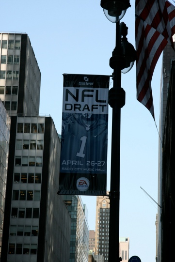 Listen to this week's podcast to prepare for the 2013 NFL Draft. Photo by: Ryan Lejbak / Flickr
