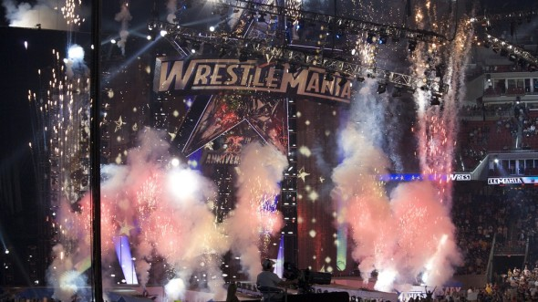 Wrestle Mania 29 has a lineup that should have WWE fans on the edge of their seats. Photo by: Ed Schipul / Flickr
